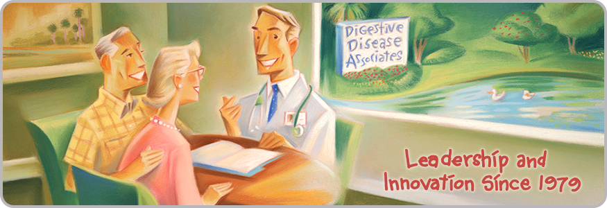Digestive Disease Associates of North Florida (DDA) is located on Newberry Road and offers patients GI Assistance.