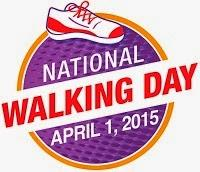 SIMED Health celebrates National Walking Day with the American Heart Association.