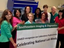 """Laboratory Professionals Get Results"" is the theme for SIMED Medical Laboratory Professionals Week being celebrated April 19-25, 2015."