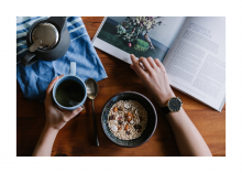 Eating a healthy breakfast can lead to weight loss