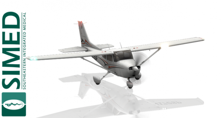 SIMED offers a new BasicMed physical program and Comprehensive Medical Examination of small plane pilots