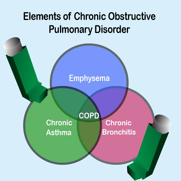 Elements of COPD Venn Diagram
