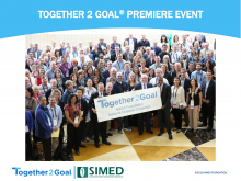 SIMED announced today that it has joined the American Medical Group Association's Diabetes: Together 2 Goal campaign.